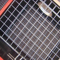 Zoo animal cages/welded wire mesh making cage