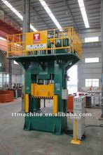 H frame type metal forging hydraulic press machine 200T