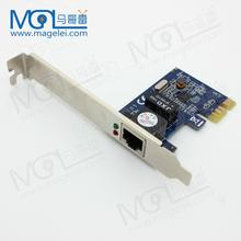 PCI-Express Gigabit Ethernet Controller Card pci-e lan RJ45 network card adapter