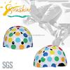 Sunshine Safety Helmet With Chin Strap, High Quality Pro Longboard Helmet /skateboard Helmet/inline Skate Helmet