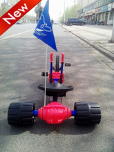 Blue color drift trike _Big Wheel Drift Trikes_ Sporting Goods