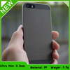 simple silicone phone case for iphone 5s