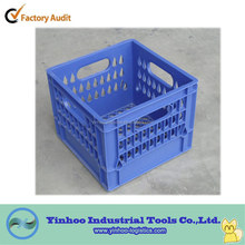 328*328*285 mm plastic basket top quality beer box for storage