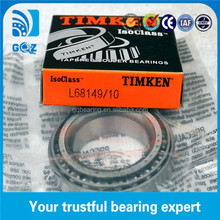 L68149/10 Tapered Roller Bearings Timken