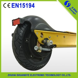 two wheel smart balance lithium battery powered electric scooter, battery for electric scooter