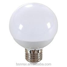Bonrex 7W E27 14x5730SMD 6000-6500K Cool White Light LED Globe Bulb(AC85-265V)
