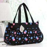 2015 Wholesale colorful canvas Tote Bag Cheap Handbags From China