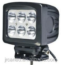 New led work light 60w 6LED car working light/spot light/flood light for cars