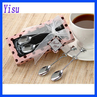 promotion wedding Gift Spoon Set stainless steel spoon