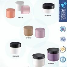 100 g 250 g rodada PP Jar boião de creme cosméticos