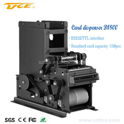 (TTCE-D2000) RFID card dispenser, playing cards dispenser