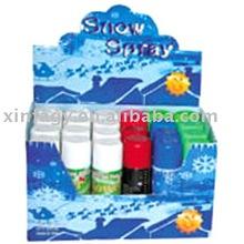 250ML Foam snow / flying Snow spray with CE certificate
