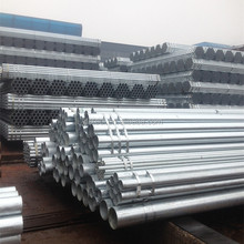 Buy wholesale direct from china green house structure hot dip galvanized pipe