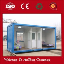 Pre-made expandable flat pack luxury container 20ft