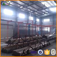 China Supply Aluminum Profile powder spray paint line equipment