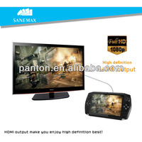 7.0 inch Android 4.2 RK3168 dual core 1GB / 8GB android free download game player support wifi display / 1080P HDMI