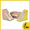Sandwich Wedge Packaging with Clear Window