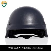 NIJ IIIA bulletproof motorcycle helmet for police and military