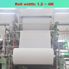 Matéria prima para fazer rolo de papel higiênico