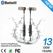 New product phone headset bluetooth 4.0 in-ear bluetooth headphone travel earphone Android mobile phone