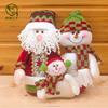 special design christmas decoration craft ,fabric family christmas decoration craft
