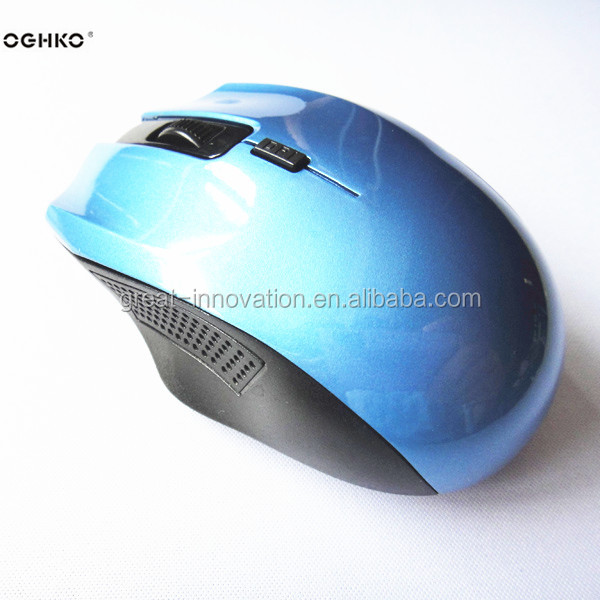 High resolution 2.4Ghz Wireless mouse