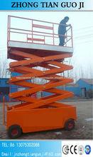 Equipo hidráulico de elevación del automóvil