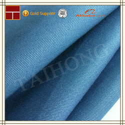 C40*40 133*72 cotton dyed twill fabric for garment
