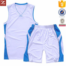 Hot Sale Latest Basketball Jersey Design with High Quality