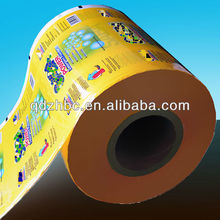 plastic biscuit packaging material