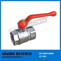 Ningbo Bestway Brass Ball Valve with Aluminum Handle for Sale