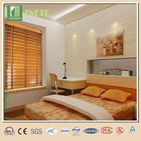 2014 China foam wooden venetian blind,watches for blind people
