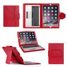 Brand New Bluetooth Keyboard PU Leather Case For iPad Pro,for ipad pro bluetooth keyboard case