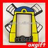 OXGIFT 3D Cartoon Soft Pvc Photo Frame