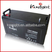 AGM deep cycle battery 12v 120ah