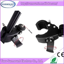 factory low price car mobile phone holder bicycle motorcycle mount 360 degree rotation camera promotion holder