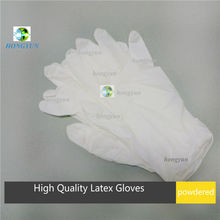 cheap disposable latex gloves