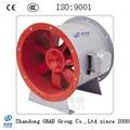 Grad venda quente elétrica ventilador de fluxo axial