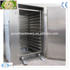 hot sale various tray batch cabinet type drying equipment for steamed bean curd roll slice