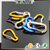 Direct buy China popular wholesale festival items promotional novelty survival kit carabiner