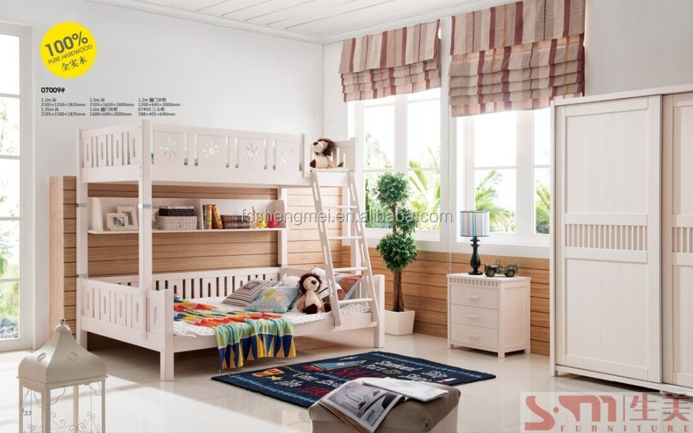 wholesale ikea kids bedroom furniture bunk bed