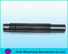 China Supply Most Popular Castellated Shaft ,The Mechanical Axis Of Rotation ,For 2015 New Year Sales Promotion