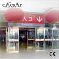 Ec100 chino bazar puerta automática