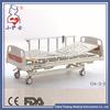 CE/FDA/ISO13485 steel and aluminium nursing hospital bed
