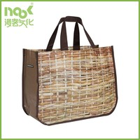 2015 hot sale Europe standard Laminated high quality pp woven bag