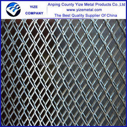 Alibaba Manufacture expanded stainless steel wire mesh/heavy duty expanded metal mesh/expanded metal mesh home depot (Supplier)