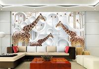 metal craft designs wall decors 3d giraffe picture wall mural, wall art decor printable wall murals, wall hanging murals