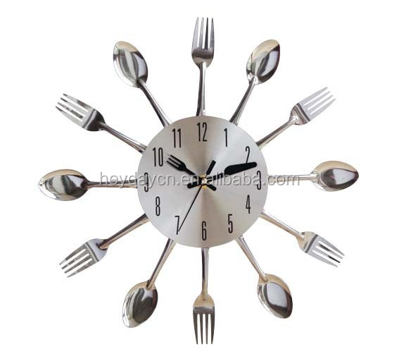 new modern kitchen design wall clock with spoon fork clock newgate cookhouse wall clock red designer kitchen clock