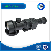 Army Thermal Weapon Sight Night Vision Scope,Thermal Night Vision Weapon Sight