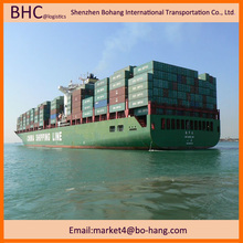 ocean freight forwarder from china from shanghai-----skype: bhc-shipping001